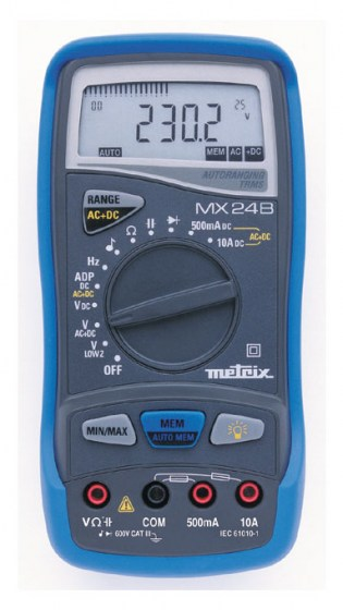 multimetre-mx24