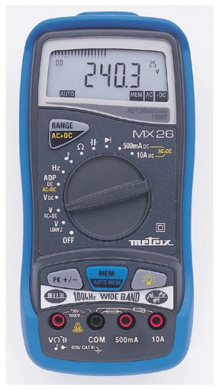 multimetre-mx26
